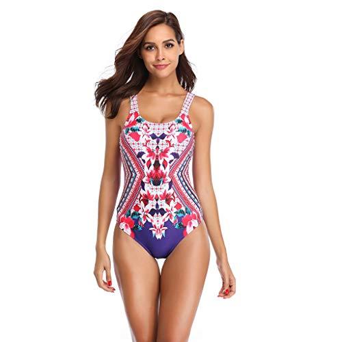 COZOCO HeißEr Verkaufender Badebekleidungs-Frauen-Badeanzug-Sport-Brandungs-Schwimmen-Einteiliger Badebekleidungs-Reizvoller Tauchanzug-Wasser-Brandungs-Anzug -