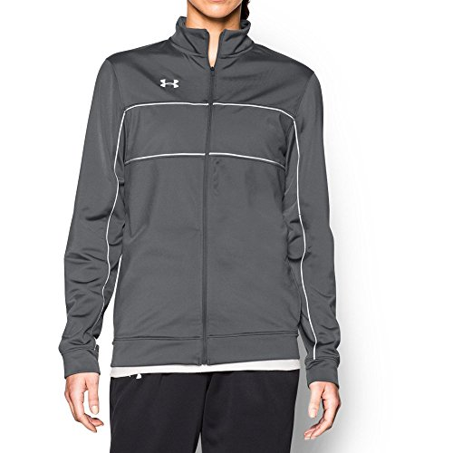 Under Armour Women's UA Rival Knit Warm Up Jacket - Womens Knit Warm Up Jacket