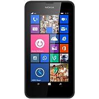 Nokia Lumia 635 8GB Unlocked GSM 4G LTE Windows 8.1 Quad-Core Phone - Nero,cassa del caso cover - Wireless Quad