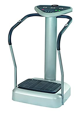 Body Fit Vibration Plate Flexibility and Strengthen Muscles 3 Auto Programmes Fitness Exercise Machine. by Body Fit