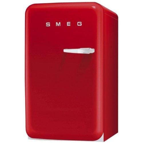 Smeg FAB10LR Réfrigérateur compact 120 L Classe: A+ Rouge