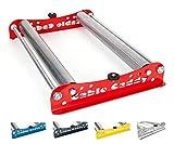 Kabelabroller, Kabelabwickler: Cable Caddy für Rollen bis 510 mm - verschiedene Farben verfügbar - (Rot)