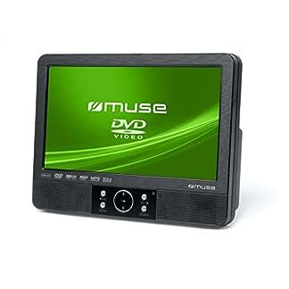 Muse-M-920-CVB-tragbarer-DVD-Player-Auto-Plastic-Schwarz