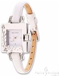 Paris Hilton Small Square PH138.4307.99 Reloj elegante para mujeres Momento Estelar de Diseño