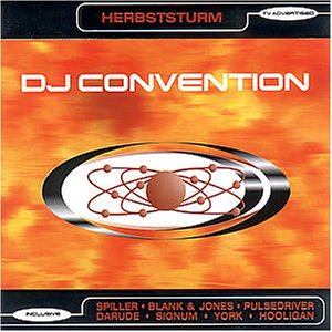 DJ Convention-Herbststurm (Run Dmc Outfit)