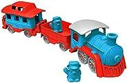 Green Toys Train, Blue