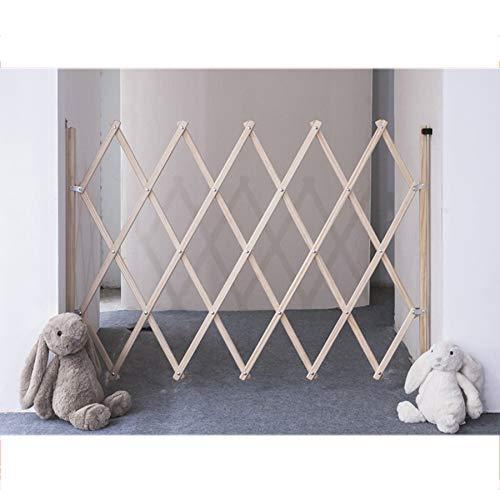 Clôture pour animaux de Compagnie clôture intérieure en Bois Massif clôture de Chien clôture d'isolement Porte Enfant clôture Porte de sécurité pour bébé