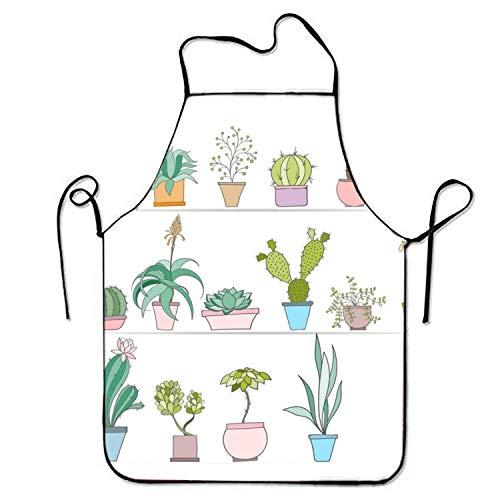 Kaktus Kostüm Basteln - Jhonangel Benutzerdefinierte Koch Schürze komfortable Lätzchen