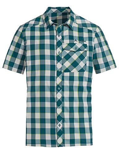 Vaude Herren Men's Prags Shirt II Hemd, Petroleum, 50 -