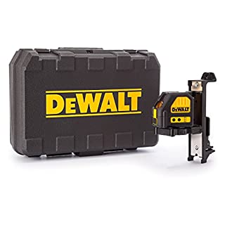 DeWalt DCE088NR-XJ Line Laser, Black/Yellow, One Size