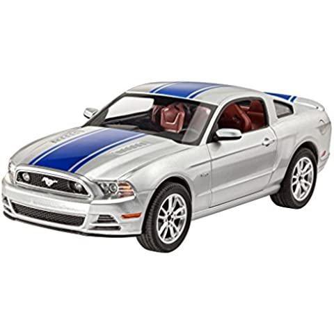 Revell - 07.061 - Ford Mustang GT 2014-47 Parts - 1/25 Escala