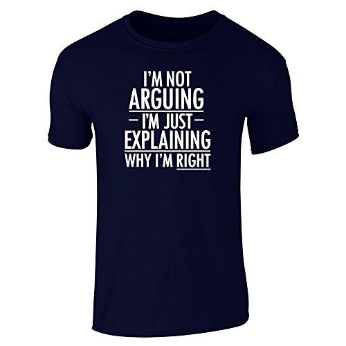Pop Threads -  T-shirt - Uomo Blu navy