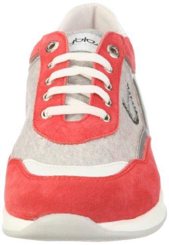 Byblos Juniorclub PATO FBC3690, Baskets mode fille Rouge-TR-A-4-98