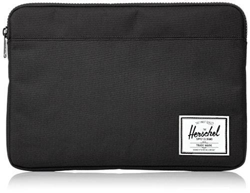 Herschel Damen Anchor Sleeve for 13 inch MacBook Laptop-Hülle, schwarz, Einheitsgröße