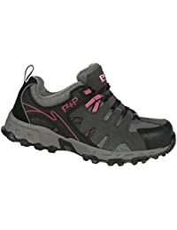 W.K. Tex. Da-Lite zapato de seguridad Luna S1P, 1pieza, Negro, 811159038