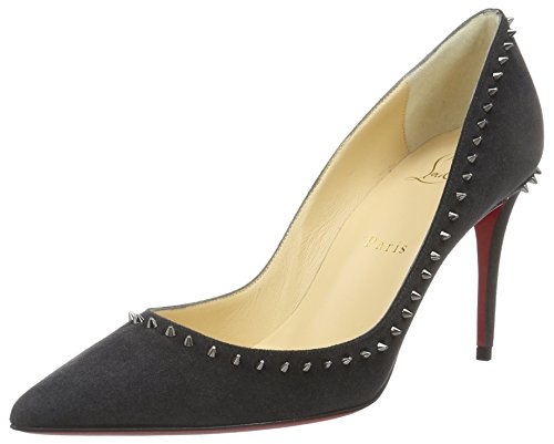 christian-louboutin-damen-calzature-anjalina-85-shoes-pumps-mehrfarbig-fusain-gun-metal-37-eu