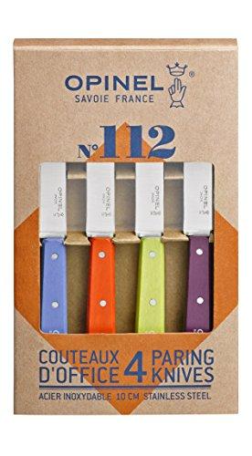 Opinel 254170 Set 4 coltelli da cucina