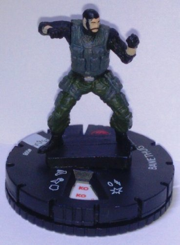 ham Origins #008 Bane Thug with Character Card by HeroClix ()