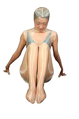 Neuen schlanken Körper Strumpfhosen/Deep hautfarbene Korsett XL-nackt