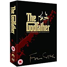 Godfather Trilogy Remastered