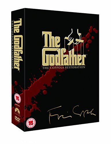The Godfather Trilogy [HD DVD]