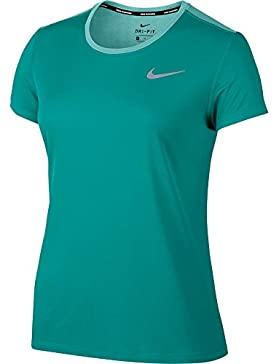 Nike W Nk Brthe Rapid Ss - Camiseta de manga corta, mujer