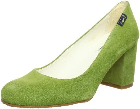 Jonny's Sanas 67623 S - Zapatos de cuero para mujer
