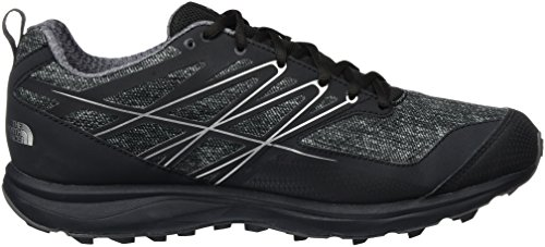The North Face M Litewave Cross Wp, Sneakers basses homme Mehrfarbig (Phtmgyhp/Mtlslv Nst)