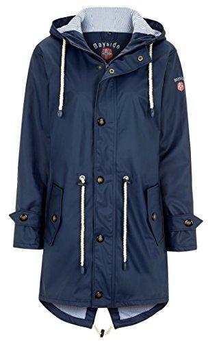 Friesennerz | Maritime Jacke | Regenjacke | veredelt | Das Original aus Ostfriesland in 3 verschiedenen Farben | Modell