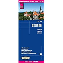 Reise Know-How Landkarte Estland (1:275.000): world mapping project