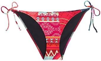 DESIGUAL Mujer Diseñador Bikini Pantalones - TROPICANA -