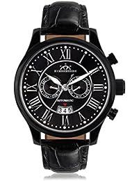 Hindenberg Reloj automático Man Hindenberg 280-H Open Date Negro 46 mm