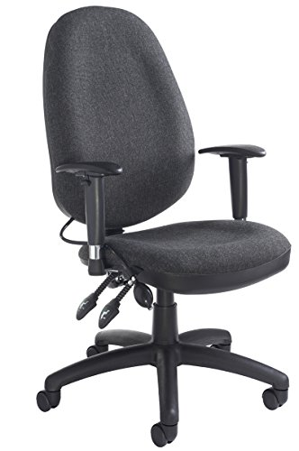 Affordable Blue Box Sofia Task Chair – Charcoal Review