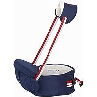 Gabesy - Portabebes con Múltiples Posiciones Asiento para Bebes de la Cadera Cintura Ajustable Bolsillo Lateral