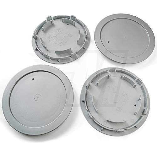 MYBA-S Lot de 4 Cache-moyeux 167 mm 149,5 mm