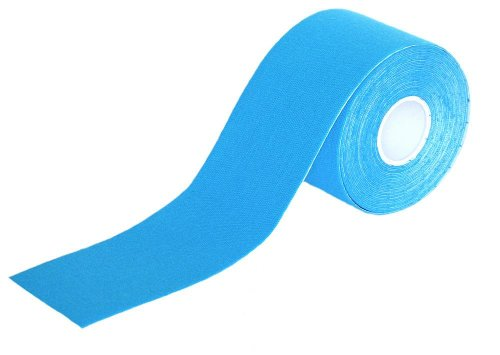 6 Rollen Kinesio® TexClassic Tape Dr. Kenzo Kase oder 6 Rollen Kinesiologie Tape von IamSporty (Kinesiologie Blau)