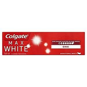 Colgate Max White One Toothpaste, 75ml