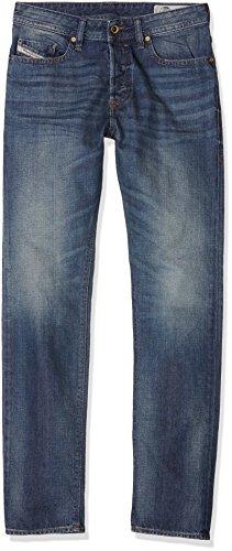diesel-pantalon-homme-bleu-xs
