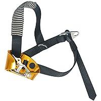 su-luoyu Equipo de Deporte Escalada Ascender pie derecho Herramienta dispositivo protector de Accesorios Elevador de pie para ascender, escalada, montañismo, equipo de escalada (Derecha)