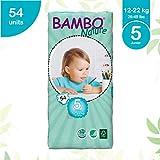 Abena Bambo Natura bambino Pannolini Junior (alto Bag) -5