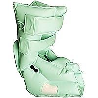 Bedsore - Cojín hinchable para talón de pie antidolores inflable para enfermería, fácil de limpiar, inflable