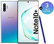 Samsung Galaxy Note 10+ Smartphone Bundle, 17,2 cm/6.8 Inch, 256 GB Intern Geheugen, 12 GB RAM, Dual SIM, Android, Duitse Ve