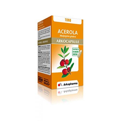 Arkopharma Acerola Arkocapsule Dietary Supplement 45 Capsules