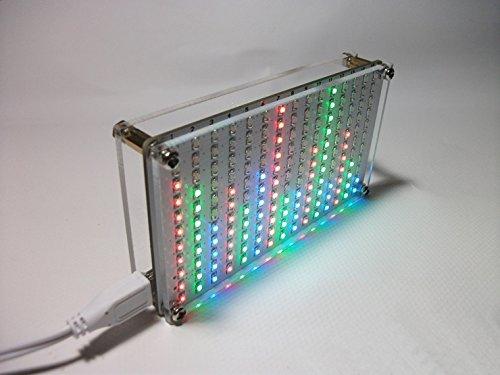 LED Musik/Ton-Spektrum Anzeige Bausatz
