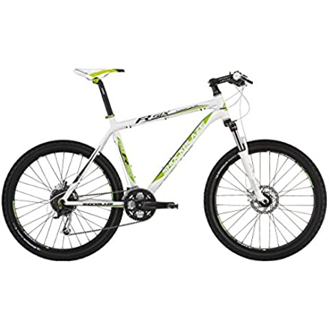 Shockblaze BK12SB0382 R6 Disc Mountain Bike, Verde