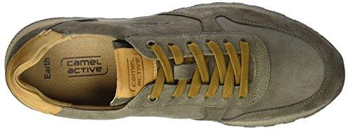 Cammello Attivo Herren Earth 12 Sneaker Grau (duna)