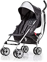 Summer Infant 3D lite Convenience Stroller - Black ( 6 Months to 4 Years)