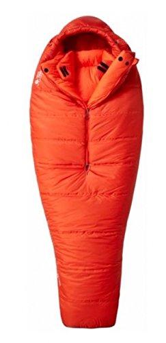 Mountain Hardwear Hyperlamina Torch Synthetic Sleeping Bag-Adjustable-Red Flame