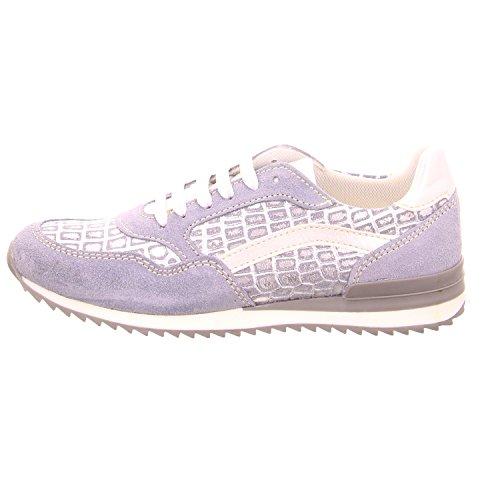 Tamaris - 23633, Zapatillas De Mujer Gris