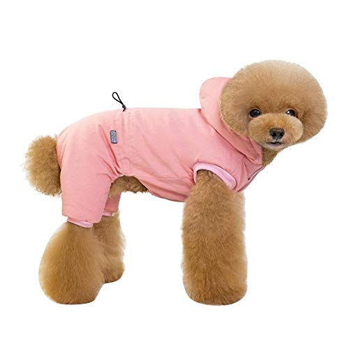 LiféUP per Mamelucos Macotas Invierno Térmicos Monos para Perros Gatos Pequeños Pijamas Mascotas Invierno